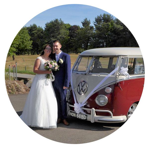 Go Vintage VW Wedding Cars - Ruby